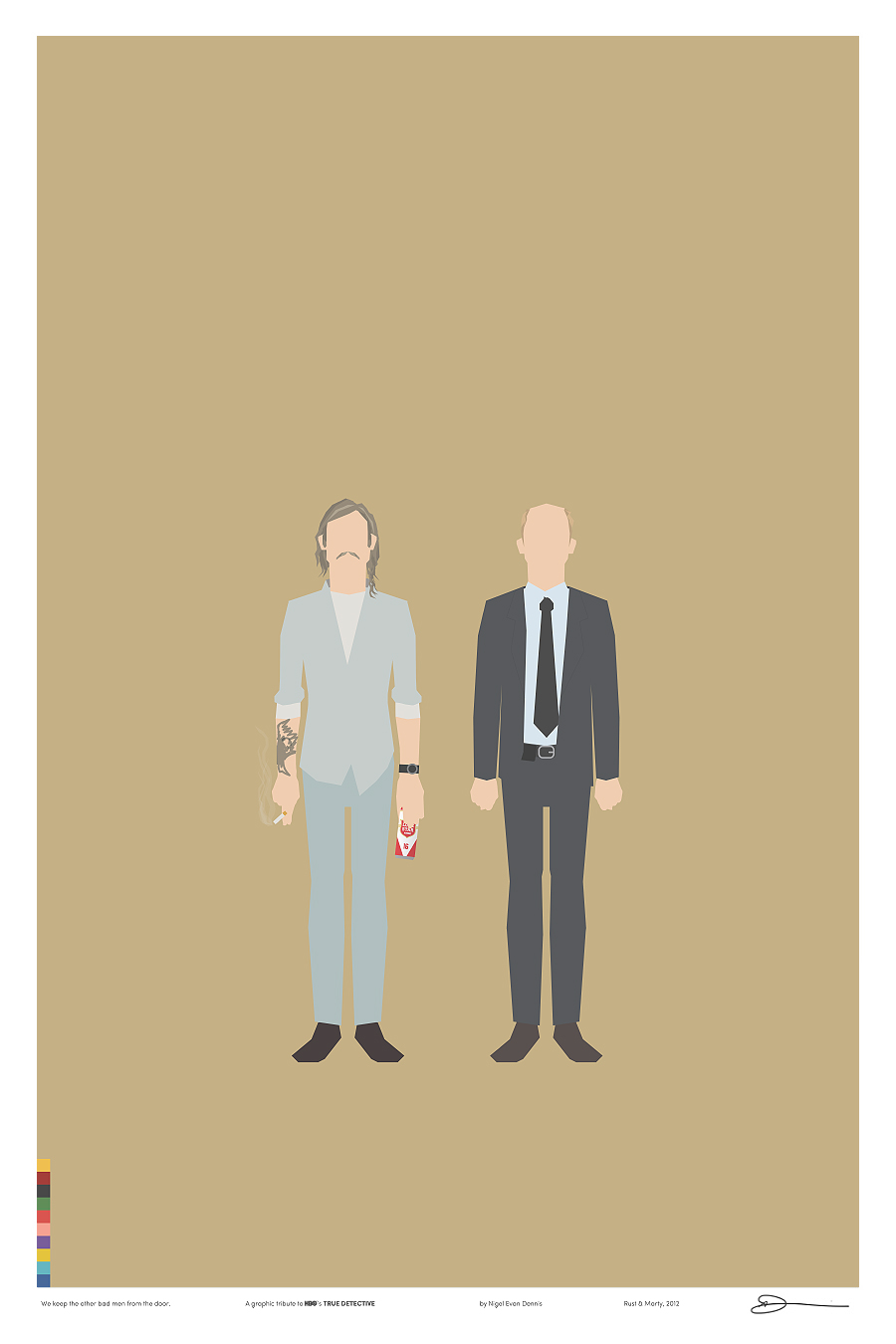 True Detective / by Nigel Evan Dennis